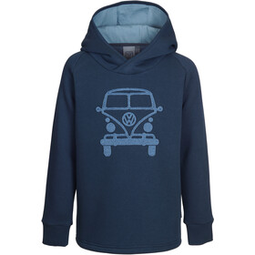 Elkline Mini Van Sweat Hoodie Kinder blueshadow